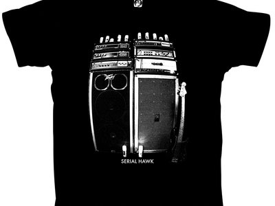 Serial Hawk Bass Amp Shirt main photo