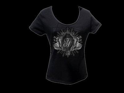 ''Adeline'' T-shirt (Men and women) main photo