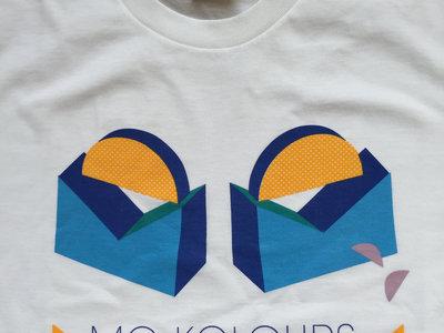 Mo Kolours Texture Like Sun T-Shirt main photo