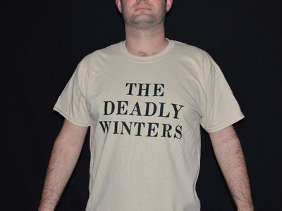 The Deadly Winters T-shirt (Sand) main photo