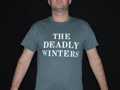 The Deadly Winters T-shirt (Dark Heather) main photo