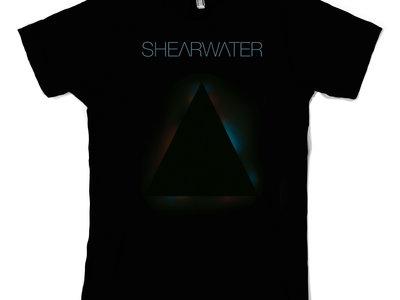 Glow Pyramid Black T-Shirt main photo