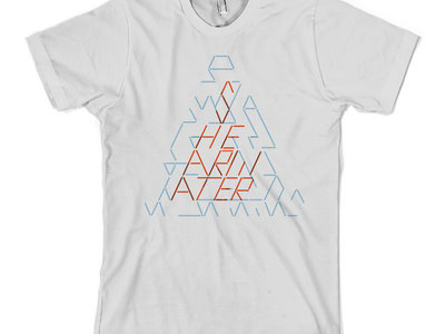 Letter Pyramid Grey T-Shirt main photo