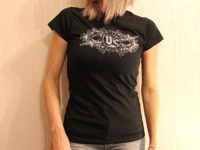 """T-Shirt - """"Nero"""" (Junior Fit) main photo"""