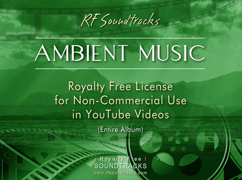 Royalty Free License for Non-Commercial Use in YouTube