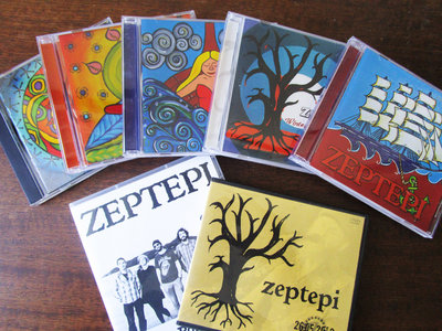 Zeptepi CD/DVD Collection main photo