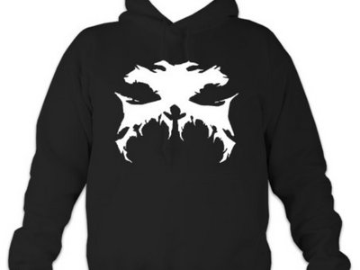 Black Hoodie With WHITE Darker Sounds Logo main photo