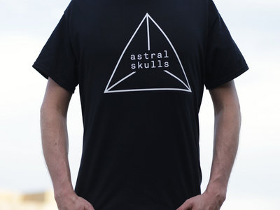 Astral Skulls logo t-shirt main photo