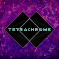 Tetrachrome image