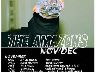 Gig Ticket supporting 'The Amazons' at Fibbers, York, 3/12/15 main photo