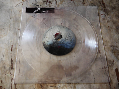 """#XVNM transparent 7"""" vinyl main photo"""