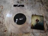 "#XVNM transparent 7"" vinyl photo"