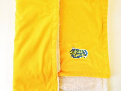 Splash'N Boots Cozy Fleece Blanket main photo