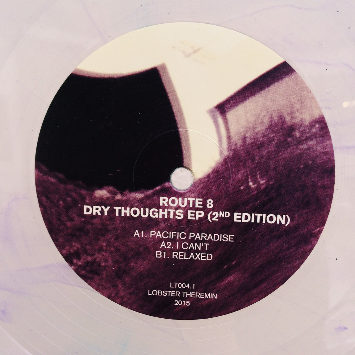 Dry Thoughts EP (2nd Edition) | Lobster Theremin