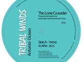 """The Lone Crusader - 12"""" Vinyl Release photo"""