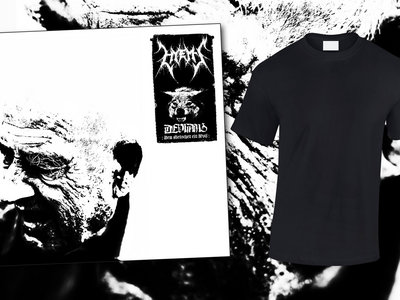 "Bundle: CD ""Devianz"" + Male T-Shirt of your choice main photo"