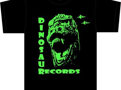 Dinosaur Records Tee main photo