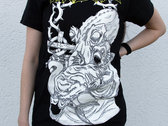 "SHIRT ""St. Cthulhu"" BLACK photo"
