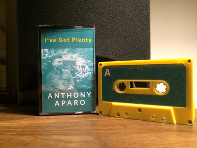 """Ive Got Plenty"" Limited Edition Cassette main photo"