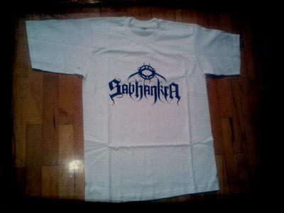 NEW !!! WHITE Sabhankra Logo T-shirt (incl. Seers Memoir Download) main photo