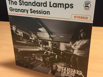 """Granary Session - Limited Edition (250 copies) - Deluxe 10"""" Vinyl main photo"""