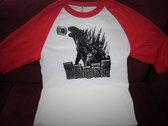 Twinzilla 3/4 Sleeve Baseball Jersey photo