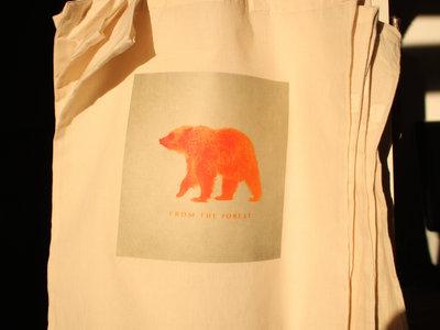 Bear Tote Bag main photo