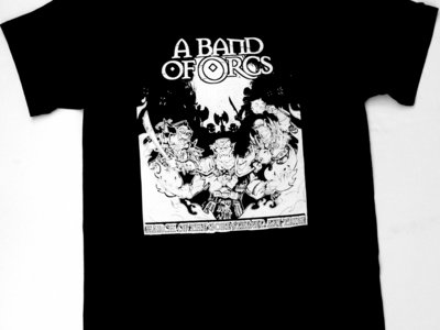 March of the Gore-Stained Axe Tribe T-Shirt main photo
