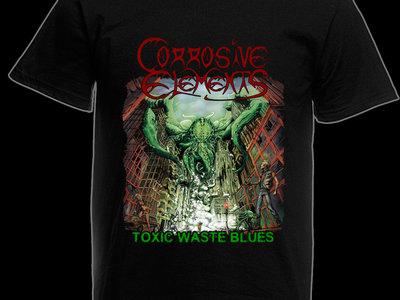 "T-shirt ""Toxic Waste Blues "" main photo"