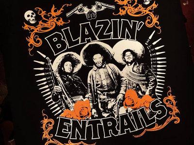 Blazin' Entrails T-Shirt main photo