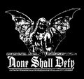 None Shall Defy Records image