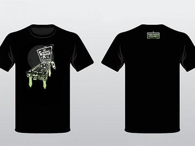 Pinball Machine T-Shirt w/ bonus EP Download! main photo