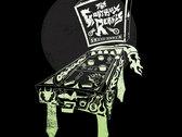 Pinball Machine T-Shirt w/ bonus EP Download! photo