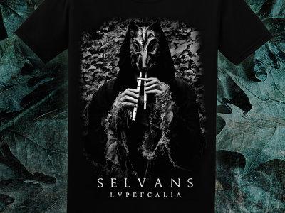 'Lupercalia' t-shirt BLACK main photo