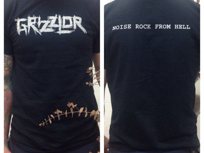 N.R. FROM HELL - DOUBLE SIDED T-SHIRT main photo
