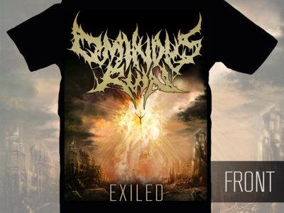 """EXILED"" T-shirt main photo"