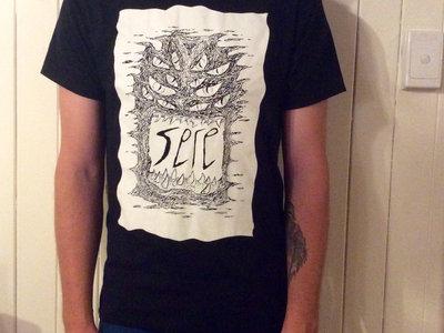 Astonishing Black sere T-shirt main photo