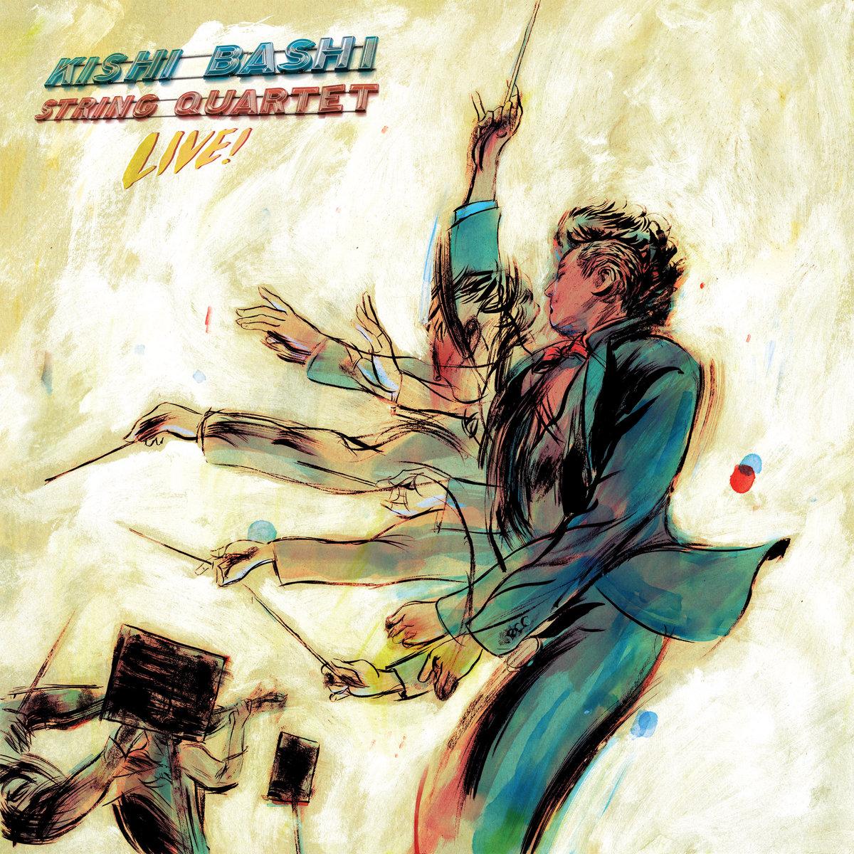 String Quartet Live! | Kishi Bashi