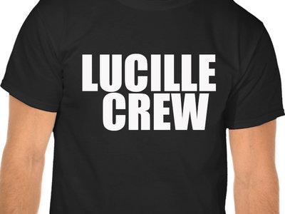 Lucille Crew T-Shirt (black) main photo