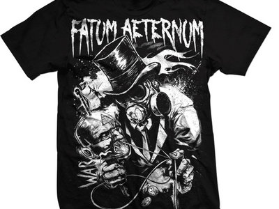"""Fatum Aeternum"" t-shirt for conscious boys and girls alike main photo"