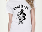 BudZillus Hippo-shirt photo