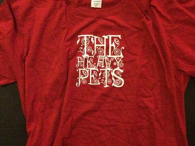 THP Red/White Logo Guys T main photo