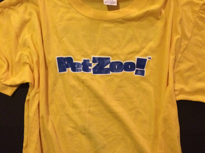 THP Yellow Pet Zoo Staff T main photo