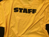 THP Yellow Pet Zoo Staff T photo