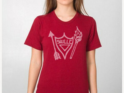 T-Shirt: Hollywood College (Red) main photo