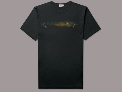 10 Waves of You T-shirt Black main photo