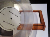 "Marc Baron ""Carnets"" LP (clear vinyl) photo"