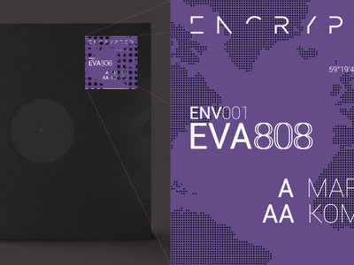 "ENV001 - EVA808 10"" (Limited to 100 units) main photo"