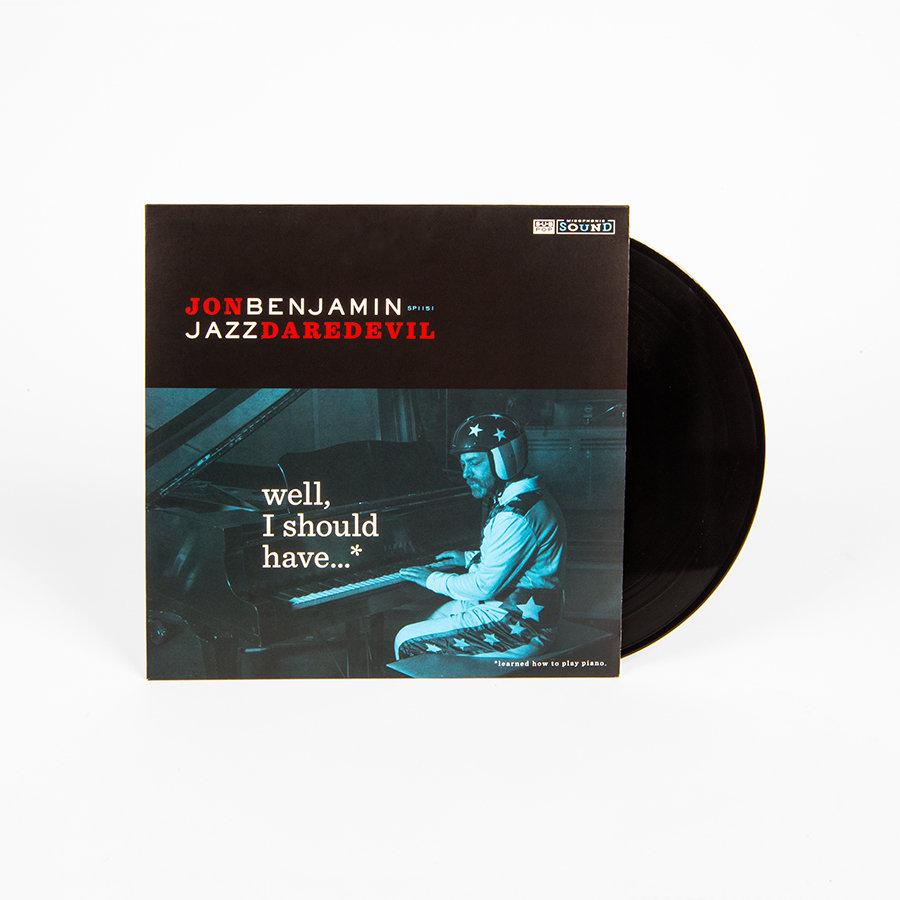 I Can't Play Piano, Pt  1 | Jon Benjamin - Jazz Daredevil