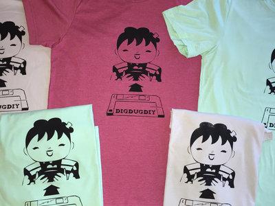 digdugDIY Handmade Premium T-Shirt main photo